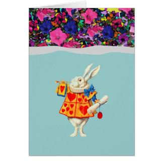 Playful Flowers ~ Card