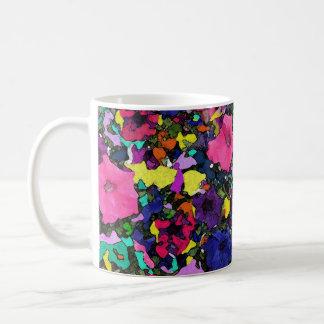Playful Flowers ~ Mug / Cup