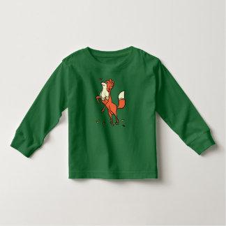 Playful Fox Toddler T-shirt