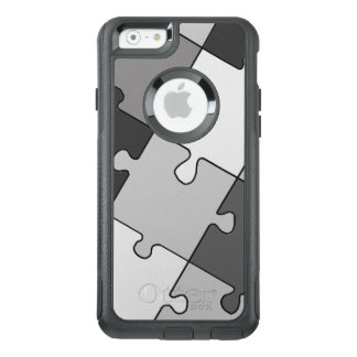 Playful Jigsaw Puzzle Gray OtterBox iPhone 6/6s Case