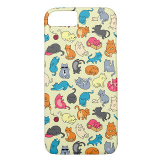 Playful kittens phone/device case
