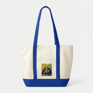 playful kitty impulse tote