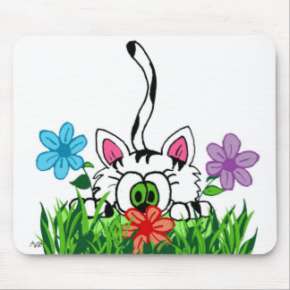 Playful kitty, Mouse pad
