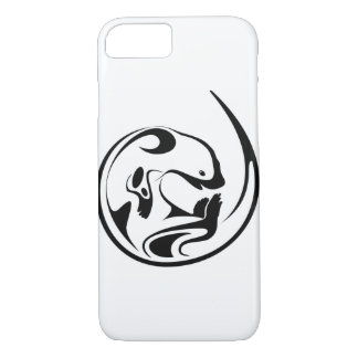Playful Otter iPhone 7 Case