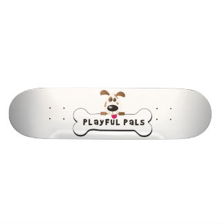 Playful Pals Board Skate Decks