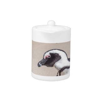 Playful Penguin