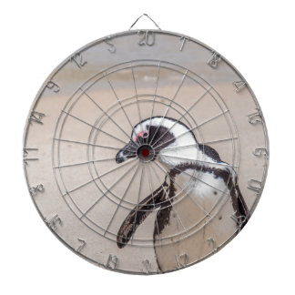 Playful Penguin Dartboard