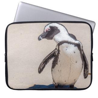 Playful Penguin Laptop Sleeve