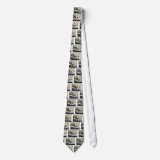 Playful Polar Bear Necktie