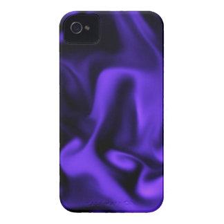 Playful Purple Silk by OELA (Satin line) Case-Mate iPhone 4 Case