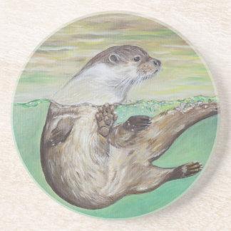 Playful River Otter Coaster