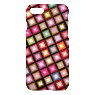 Playful  Squares 3 iPhone 8/7 Case
