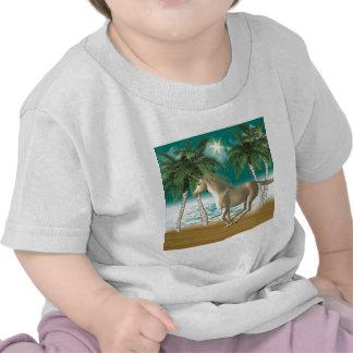Playful Unicorn T-shirts