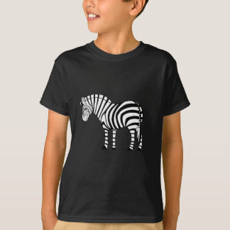 Playful Zebra T-Shirt