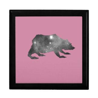 PLAYFULLY COOL UNIVERSE BEAR JEWELRY BOX