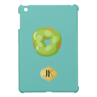 Playfully Delicious Mouth Watering Donut iPad Mini Covers
