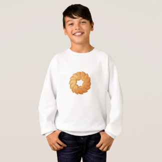Playfully Delicious Mouth Watering Donut Sweatshirt