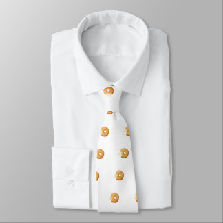 Playfully Delicious Mouth Watering Donut Tie