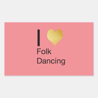 Playfully Elegant I Heart Folk Dancing