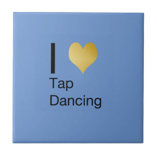 Playfully Elegant  I Heart Tap Dancing Tiles