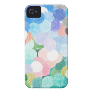 Playfully picturesque iPhone 4 case