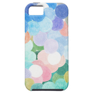 Playfully picturesque iPhone 5 case