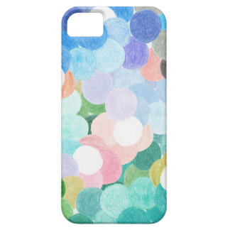 Playfully picturesque iPhone 5 cover