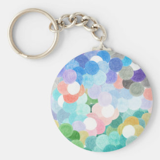 Playfully picturesque keychain