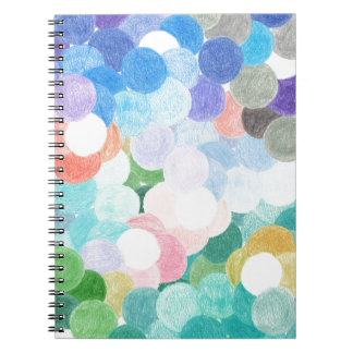 Playfully picturesque notebook