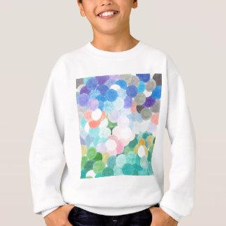 Playfully picturesque sweatshirt