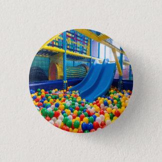 Playground 1 Inch Round Button