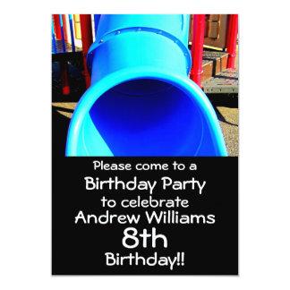 Playground or Park Birthday Party Invitation