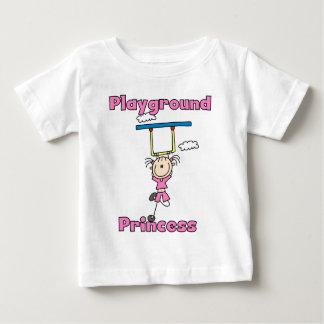 Playground Princess Baby T-Shirt