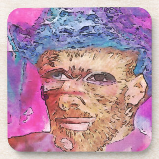 Playing Around with Van Gogh Coasters