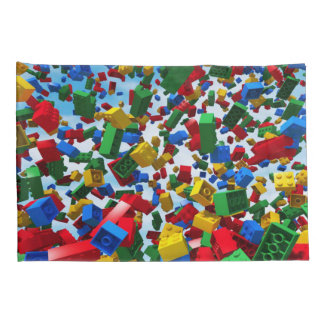 Playing BLocks Pillow Cases Pillowcase