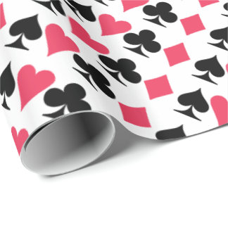 Playing Card Gift Wrap