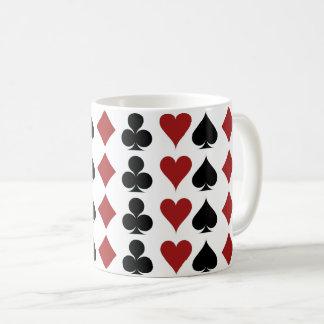 Playing Card Suit Coffee Mug