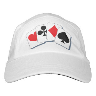 Playing Card Suits Hat