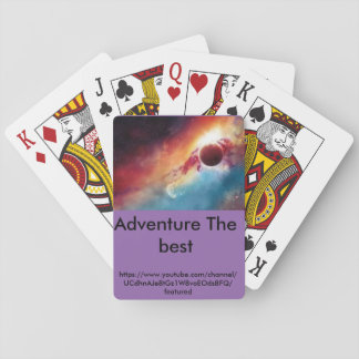 playing cards  Adventure The best