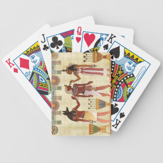 Playing cards Ancient Egyptian Pharoah