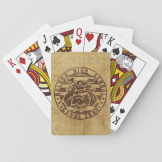 Playing Cards: Balboa High School (vintage) Playing Cards