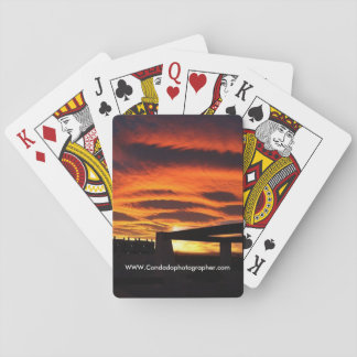Playing cards by Condado Photographer