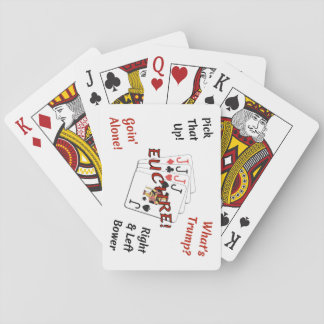 Playing Cards - Euchre!