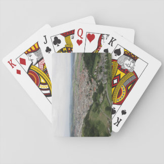 Playing Cards Featuring Llandudno From Above