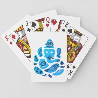 Playing Cards Ganesha