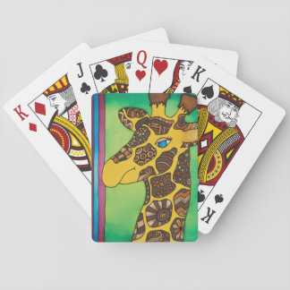Playing Cards: Giraffe Series Playing Cards