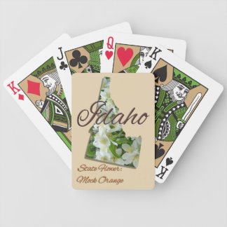 Playing Cards - IDAHO