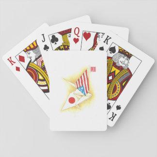 Playing Cards ~ Japan-U.S. Friendship