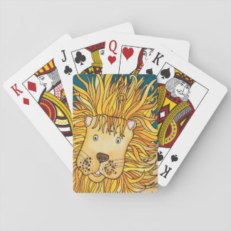 Playing Cards: Lion Series Playing Cards