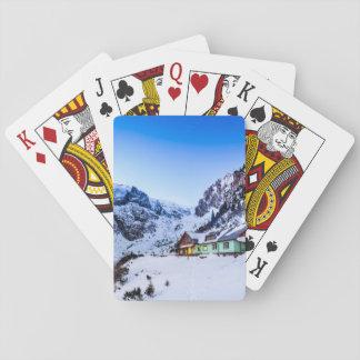 Playing Cards, Malaiest, Bucegi Playing Cards
